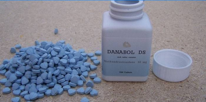 Danabol Tabletten
